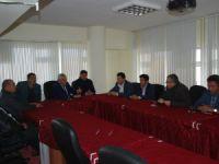 Eskil Belediyesi 2015 Yılı Son Meclis Toplantısını Yaptı