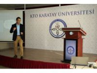KTO Karatay Üniversitesi'nde Üniversite Farkındalık Etkinliği