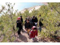 Konya'da Baraj Gölünde Ve Doğada Yemleme Etkinliği