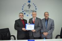 Aksaray'daki O iki kurumdan ortak toplantı!