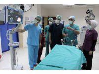 "Beyin Cerrahisinde ""Navigasyon"" Teknolojisi"