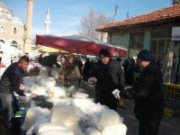 Beyşehir'de Zabıtadan Peynir Pazarı Denetimi