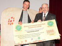 Eskilli Çoban Derviş Mehmet Kaçar yarışma birincisi oldu