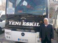 """Otobüs işletmecilerinin umudunun adı """"BAHAR"""""""