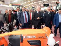 Aksaray'da 3'üncü Tarım Ve Hayvancılık Fuarı Açıldı