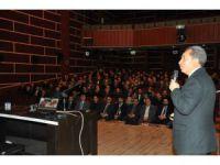 Başkan Akkaya Okul Müdürleri Ve Din Görevlileri İle Buluştu