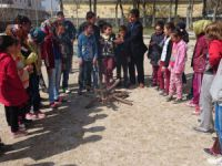 Eskil İlkokulu'nda nevruz kutlaması gerçekleşti
