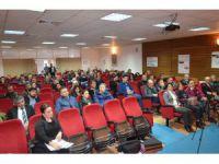 Aksaray'da SGK'dan Hekimlere SGK Konferansı