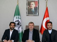 Torku Konyaspor'da Çifte İmza