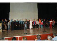 Akşehir'de İmam Hatiplilerden Özel Program