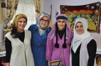 Ortaköy'de kültürümüz tanıyorum ve onu tanıtıyorum sergisi