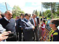 Beyşehir'de Öğrencilerin Fotoğrafları Sergilendi