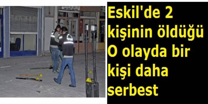 Eskil'i yasa boğan o olayda tutuklu sayısı 2'ye düştü