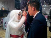 Zekiye ile Cafer evlendi