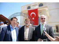Soğukpınar Camii Yeni Yüzüyle İbadete Açıldı