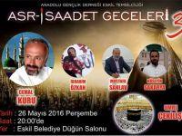 O programda katılımcılar arasında çekilişle Ücretsiz Umre'ye gitme imkanı