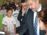 Eşmekaya Ortaokulu Tübitak Fuarı Açıldı