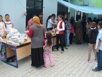 Yenikent'te Okul Yararına Kermes Yapıldı