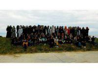 Beyşehir Gençlik Ve İzcilik Kamplarına Ev Sahipliği Yapıyor