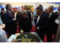 Seydişehir Leblebisi Konya Uluslararası TÜYAP Fuarında Tanıtıldı