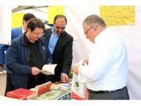Başkan Yazgı'dan Kermes Ziyareti