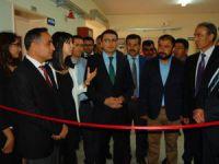 Ortakuyu Okuluna Kütüphane Açıldı
