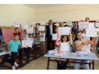 Aksaray'da 79 Bin 450 Öğrenci Karne Aldı