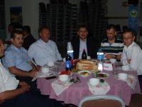 Eskil Süt Üreticiler Birliği'nden iftar