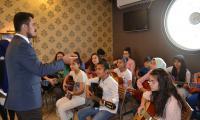 Tufan Baydan Müzik Atölyesi'nden anlamlı program!
