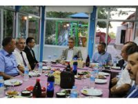 Vali Aykut Pekmez, İl Genel Meclis Üyeleriyle İftarda Buluştu