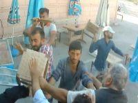 Aksaray'da mera kavgası: 10 yaralı