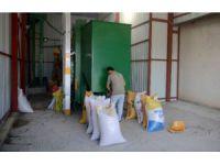Büyükşehir'den 30 tohum eleme tesisi