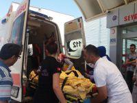 Konya'da TIR ile otomobil çarpıştı: 1 ölü, 4 yaralı