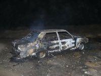 Gazinoda Kavga; 1 Kişi Yaralandı 1 Araç Yakıldı