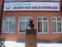 Aksaray'da 19 sağlık personeli açığa alındı