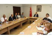 Aksaray'da il istihdam ve mesleki eğitim kurulu toplantısı yapıldı