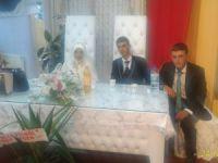 Altan ve Terlemez ailelerinin mutlu günü