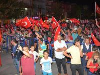 Aksaray'da bayrak satışları patladı
