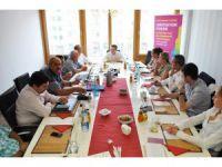 KONESOB Projesi Çalışma Grubu toplantısı Berlin'de yapıldı