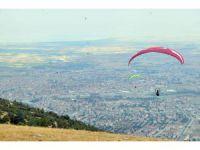 AKŞEHİR 4. xc open türkiye yamaç paraşütü mesafe şampiyonası 12 ağustosta başlıyor