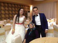 Altan ve Talaşlı ailelerinin mutlu günü