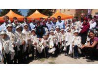Halkapınar'da 30 çocuk sünnet edildi