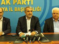 AK Parti Konya Milletvekili Abdullah Ağralı gündemi değerlendirdi