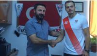 Aksaray Belediyespor Kaleci Mehmet Akif'i Renklerine Bağladı