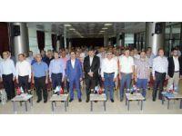 KTO Eğitim ve Sağlık Vakfı Genel Kurulu gerçekleştirildi.