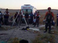Konya'da su kuyusuna düşen genç öldü