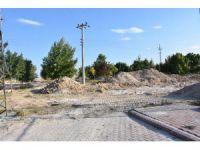 Eskil Belediyesi park yapım çalışmalarına başladı