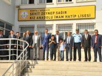 15 Temmuz şehidi komiserin adı FETÖ'cü okula verildi