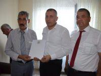 AK Parti İl Başkanı Arat'tan şehit ailelerine bayram ziyareti