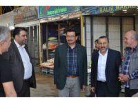 Keçiören Belediye Başkanı Mustafa Ak'tan Seydişehir'e ziyaret